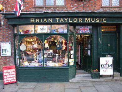 brian taylor music in royal wootton bassett