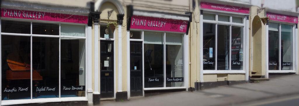 piano gallery in faringdon